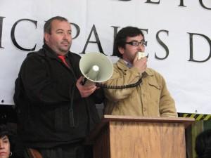 Funcionarios Municipales chilenos van paro el 4 de junio
