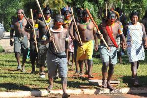 Governo não irá negociar com índios que ocupam Belo Monte