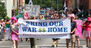 New coalitions push to cut the Pentagon