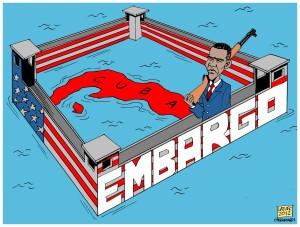 Una ONG britannica vittima delle sanzioni USA contro Cuba