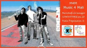 M4M – Music for Mali