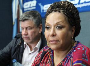"""Piedad Córdoba: """"La derecha se dedica a desprestigiar los avances de Latinoamérica"""""""