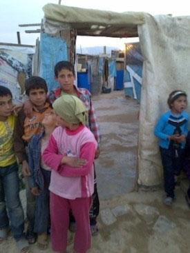 Mission n ° 1 de la délégation internationale pour la paix en Syrie : Quand pourrons-nous rentrer ?