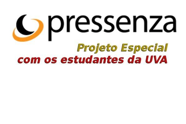 Projeto Especial Pressenza com estudantes da UVA