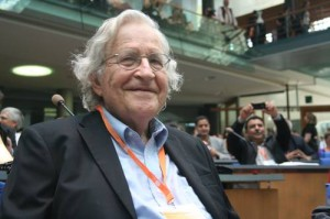 Chomsky: The Press should tell the truth about what matters