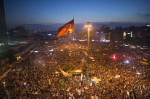 Crónica dominical en Ankara: continúa la represión