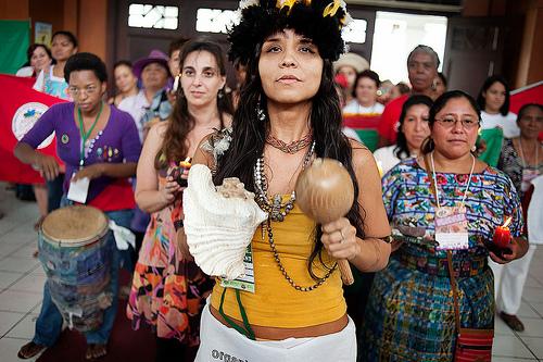 Yakarta: Voces y miradas… con M de Mujer Campesina