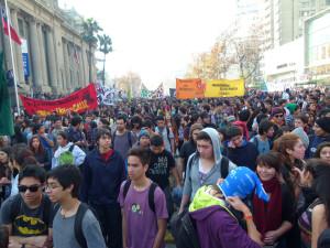 Ensayo Fotográfico: Marcha Nacional por la Educación.