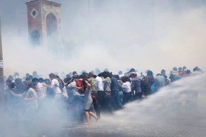 Relato sobre os protestos de Istambul: 'O medo foi derrotado'