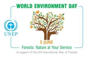Oggi è la Giornata Mondiale dell'Ambiente