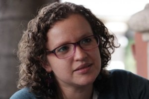 Mae Guzmán: Si quiero que Guatemala funcione, tengo que hacer algo al respecto