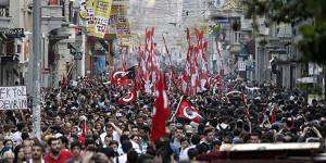 Más disturbios en Turquía