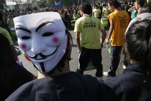 FOTO-REPORTAJE: Marcha Nacional por la Educación en Chile