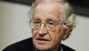 Noam Chomsky at the 2013 Global Media Forum