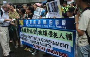 Edward Snowden y las clases de respeto de Washington