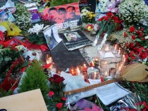 Ankara: in ricordo dei giovani uccisi dalla polizia