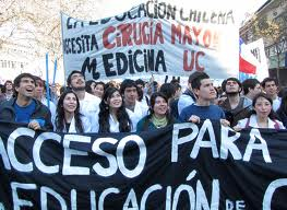Carta de estudiante extranjero en Chile