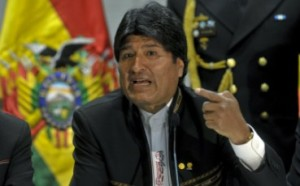 Snowden Gets Asylum Offers After Forced Landing of Bolivian Plane