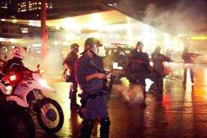 'Foi mais do que truculência policial. Foi tortura', diz Paulo Vannuchi