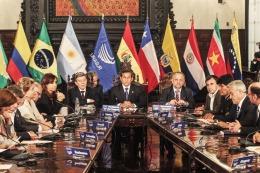 Los presidentes de la Unasur se reunirán mañana en Cochabamba