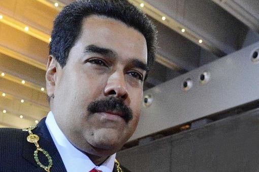 Maduro celebró los primeros 100 días al frente del ejecutivo