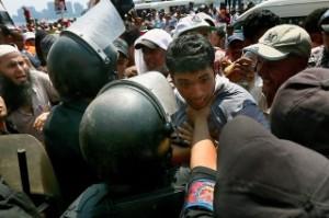 Amnistía Internacional denunció maltratos y arbitrariedades contra cientos de detenidos en Egipto