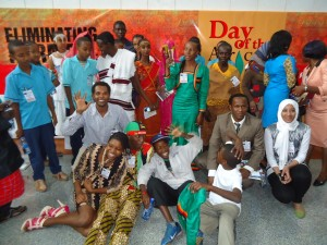 Ethiopia – Day of the African Child