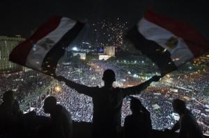 Según los islamistas, hay más de 200 muertos y 4.000 heridos en El Cairo