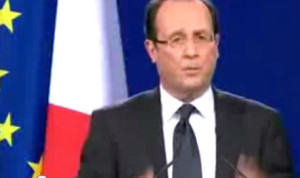 Banques à l'Élysée : «Avec François Hollande, régalons la finance»