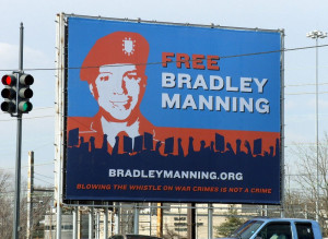"""Bradley Manning Defense Rests with Challenge to """"Aiding the Enemy"""" Claims"""