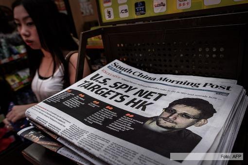 EEUU tomará medidas contra aviones de pasajeros buscando a Snowden