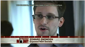 """NSA Leaker Edward Snowden In His Own Words: """"You're Being Watched"""""""