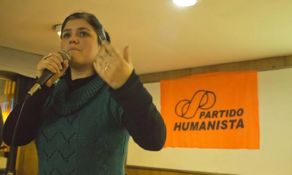 Chile: Humanistas con Marcel Claude