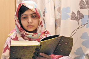 Malala, the new generation in a long, long struggle against gender discrimination