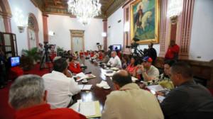 """Nicolas Maduro : """"Le pouvoir du peuple, quand il ne s'exerce plus, finit par s'atrophier"""""""