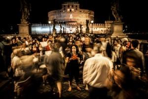 Duran Adam a Roma: le foto