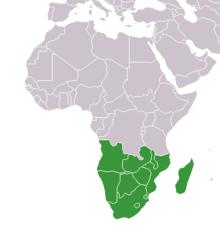 L'eau est pour la Communauté de développement d'Afrique australe (SADC) ce que le charbon était à la création de l'UE