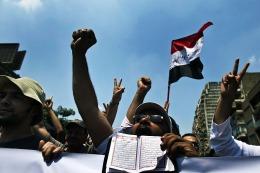 La Hermandad Musulmana llamó a sus seguidores a un levantamiento popular contra el golpe en Egipto