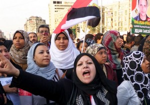 Supporters of Morsi refuse to leave protest camps in Cairo