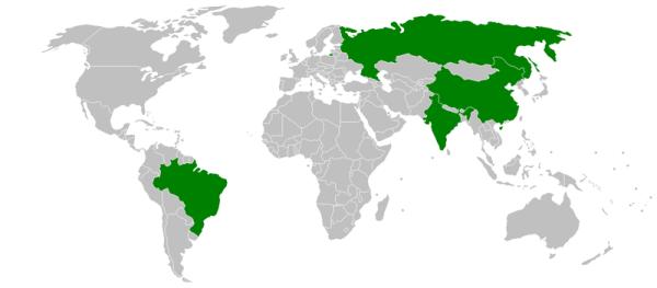 L'accaparement des terres et de la souveraineté par les Brics
