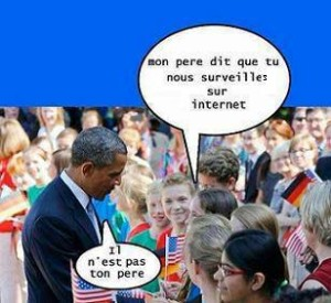 Affaire Snowden : Obama, roi des hypocrites