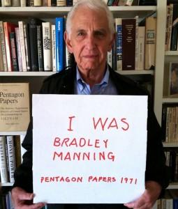 Una petizione per il perdono di Bradley Manning