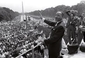 Miles de personas celebraron los 50 años después de la histórica marcha de Martin Luther King