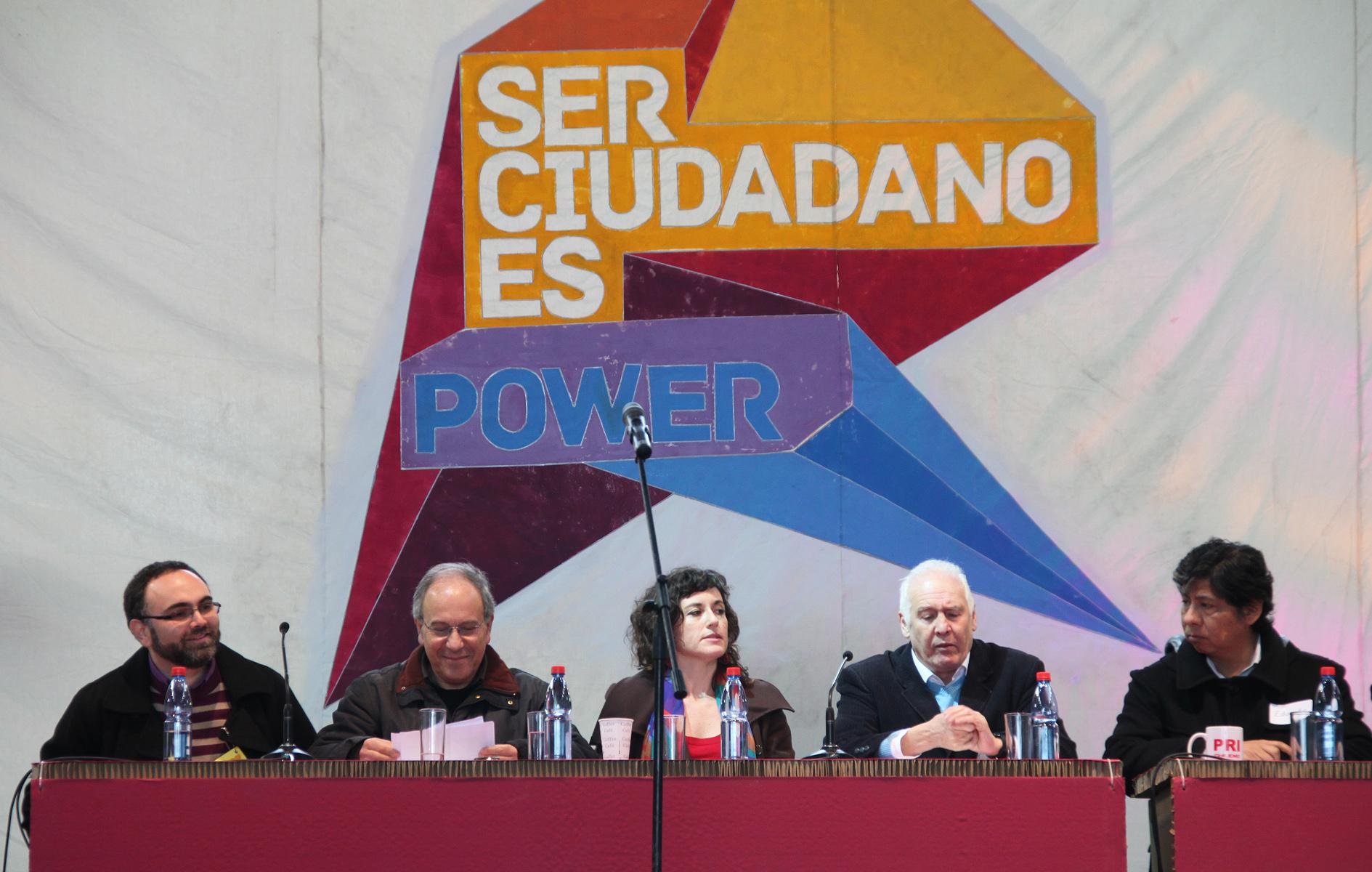 Panelistas Centrales