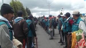 Colombia: paro agrario con 29 A solidario