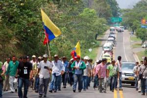 Colombia resiste: cuarto día de paro agro-minero, de transporte, salud y social.