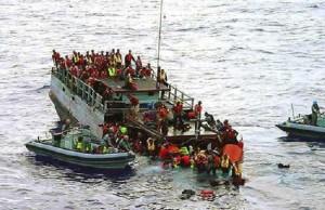 I barconi dei rifugiati e la barbara politica elettorale australiana
