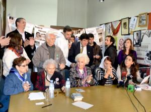 Abuelas de Plaza de Mayo recuperó otro nieto apropiado, el 109