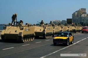 Egipto dictaminó el toque de queda para controlar las protestas