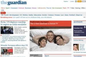 "The Guardian acusó a Londres de ""criminalizar a todo el periodismo"""